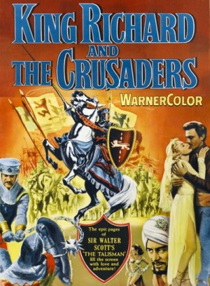 King Richard and the Crusaders 1954