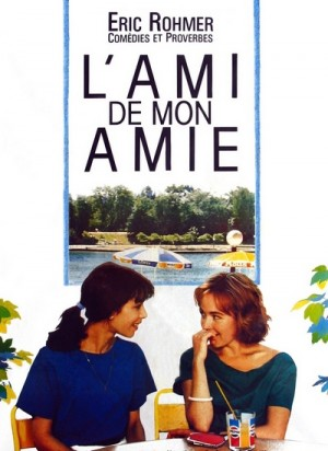 L'ami de mon amie / Boyfriends and Girlfriends / My Girlfriend's Boyfriend (1987) DVD9