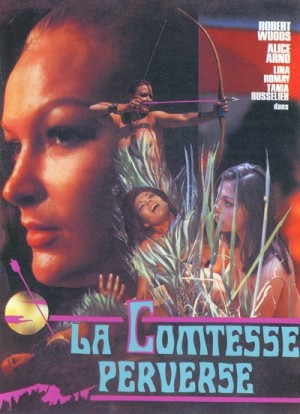 La comtesse perverse 1973