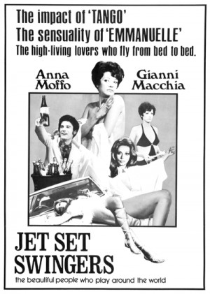La ragazza di nome Giulio / A Girl Called Jules / Jet Set Swingers (1970) DVD5