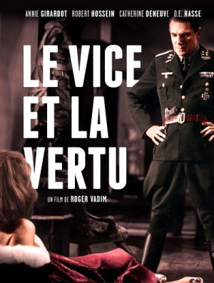Le vice et la vertu / Vice and Virtue (1963) DVD9, Blu-Ray