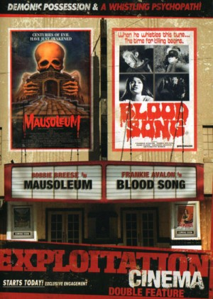 Mausoleum (1983), Blood Song / Dream Slayer (1982) DVD9