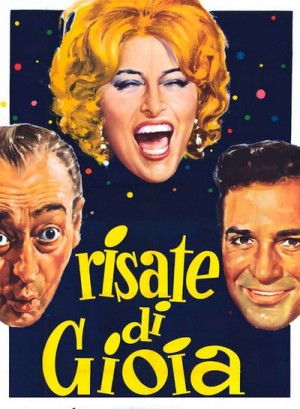 Risate di gioia / The Passionate Thief / Joyful Laughter (1960) DVD9