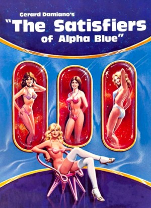 The Satisfiers of Alpha Blue (1981) DVD5