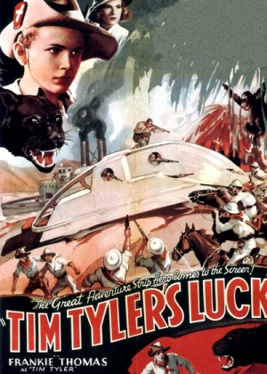 Tim Tyler's Luck (1937) 2 x DVD