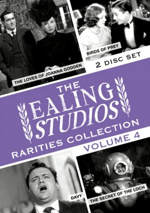 Ealing Studios Rarities Collection Volume 4