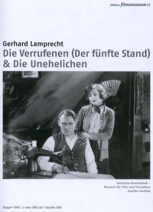 Edition Filmmuseum 77: Die Verrufenen / Der funfte Stand / Slums of Berlin (1925), Die Unehelichen / Children of No Importance (1926) 2 x DVD9