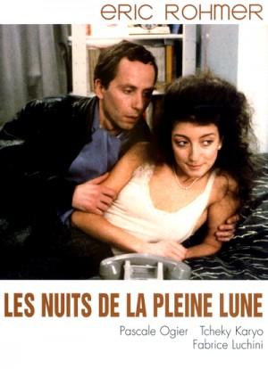 Les nuits de la pleine lune / Full Moon in Paris (1984) 2 x DVD9