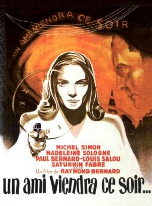 Un ami viendra ce soir... / A Friend Will Come Tonight (1946) DVD9