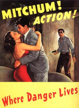 Where Danger Lives 1950