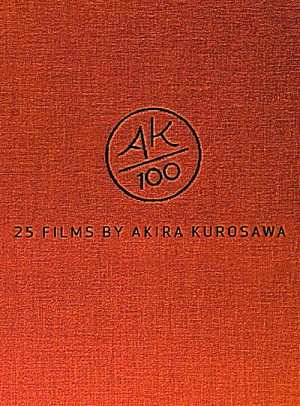AK 100: 25 Films by Akira Kurosawa (1943-1993) 25 x DVD Criterion Collection