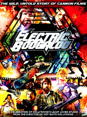 Electric Boogaloo: The Wild, Untold Story of Cannon Films (2014) DVD9