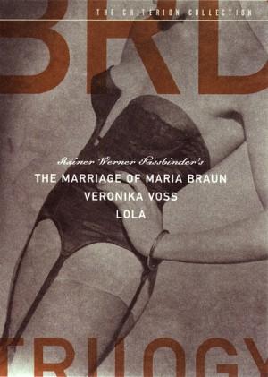 Fassbinder's BRD Trilogy