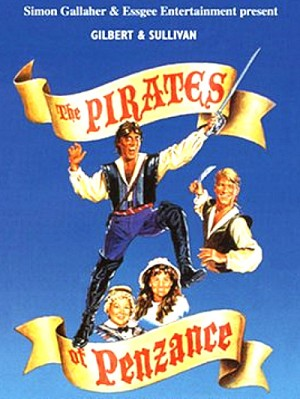 The Pirates of Penzance (1994) DVD9