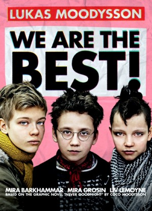 Vi ar bast! / We Are the Best! (2013) DVD5