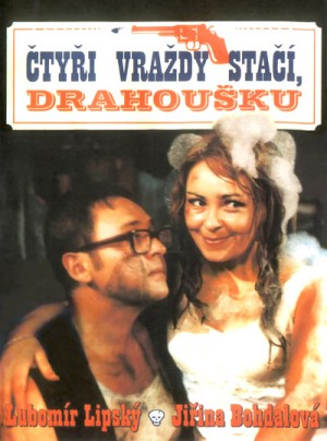 Ctyri vrazdy staci, drahousku / Four Murders Are Enough, Darling (1970) DVD5