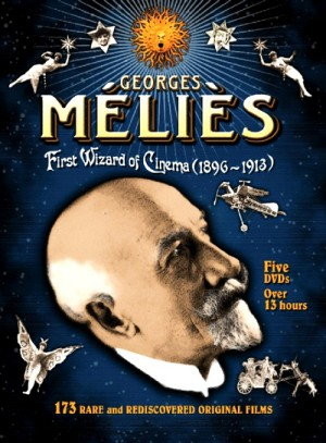 Georges Melies: The First Wizard of Cinema (1896-1913) 5 x DVD9