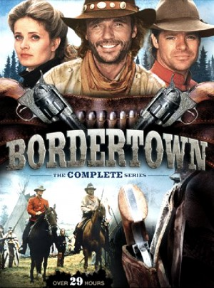 Bordertown (1989 – 1991) The Complete Series 6 x DVD9
