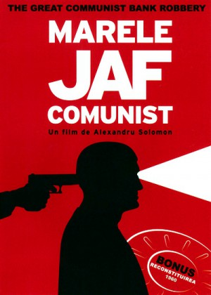 Marele jaf comunist / The Great Communist Bank Robbery (2004), Reconstituirea / Reconstruction (1960) DVD9