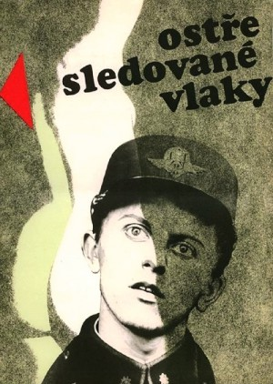 Ostre sledovane vlaky / Closely Watched Trains (1966) DVD9 Restored version