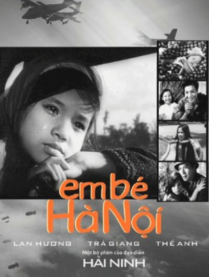 Em be Ha Noi / Girl from Hanoi / The Little Girl of Hanoi (1975) DVD5
