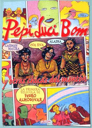 Pepi Luci Bom 1980