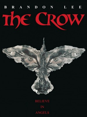 The Crow (1994) 2 x DVD5