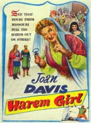 Harem Girl 1952