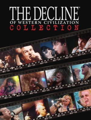 The Decline Of Western Civilization Collection (1981, 1988, 1998)