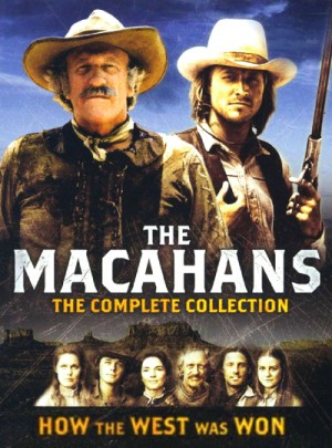How the West Was Won / The Macahans (1976 - 1979) 14 x DVD The Complete Collection Digitally Remastered