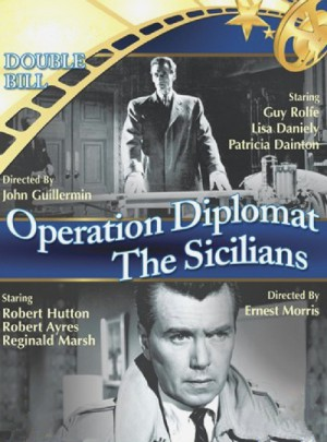 Operation Diplomat (1953), The Sicilians (1963) DVD9