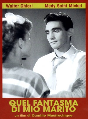 Quel fantasma di mio marito / The Ghost of My Husband (1950) DVD9