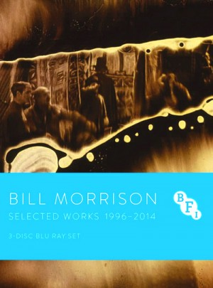Bill Morrison: Selected Films (1996-2014) 3 x Blu-ray