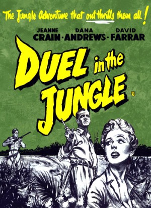 Duel in the Jungle 1954