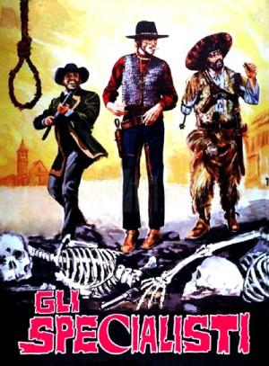 Gli specialisti / Specialists / The Specialist (1969) DVD9, DVD5