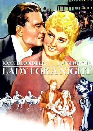 Lady for a Night 1942