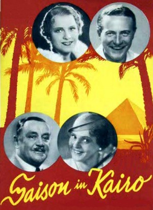Saison in Kairo / Cairo Season (1933) DVD5
