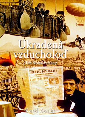 Ukradena vzducholod / Two Years' Vacation / The Stolen Airship (1966) DVD9