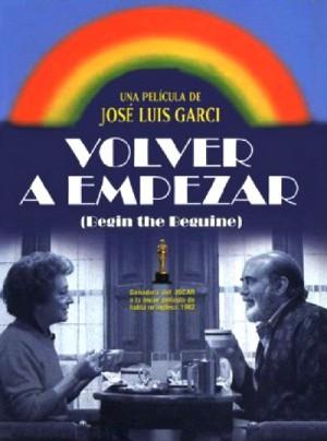 Volver a empezar / To Begin Again / Begin the Beguine (1982) Blu-Ray