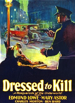 Dressed to Kill 1928