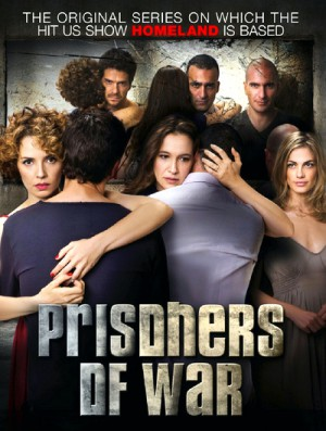 Hatufim / Prisoners of War (2009, 2012) 7 x DVD9 Seasons 1 and 2