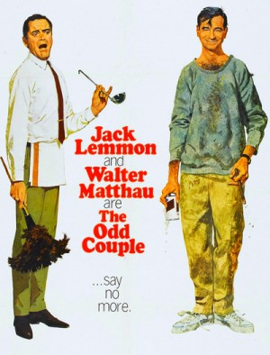 Odd Couple 1968