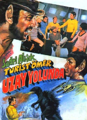 Turist Omer Uzay Yolunda / Turkish Star Trek (1973) DVD5