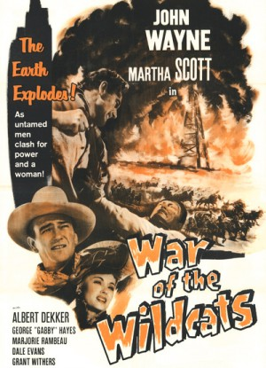 War of the Wildcats / In Old Oklahoma (1943) DVD9 and Blu-Ray