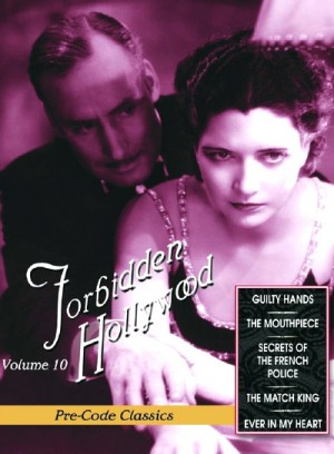 Forbidden Hollywood Volume 10