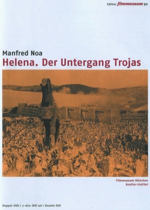 Edition Filmmuseum 90: Helena. Der Untergang Trojas / Helen of Troy (1924) 2 x DVD9
