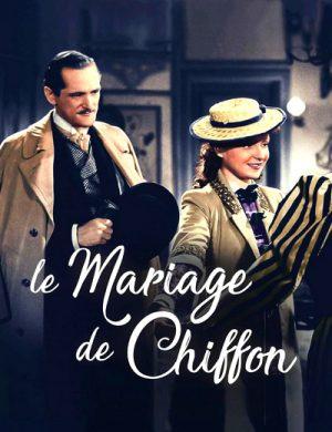 Le mariage de Chiffon 1942