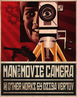 Man with a Movie Camera and Other Works by Dziga Vertov