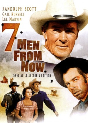 Seven Men from Now 1956