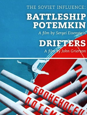 Soviet Influence Volume Two: Battleship Potemkin (1925), Drifters (1929) DVD9 and Blu-Ray